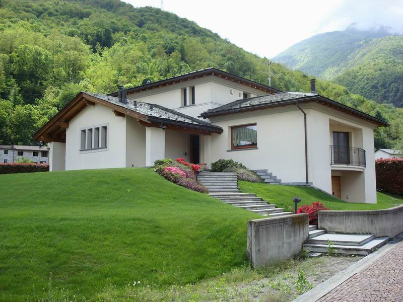 Case ed edifici in legno mariana luigi srl for Durata casa in legno